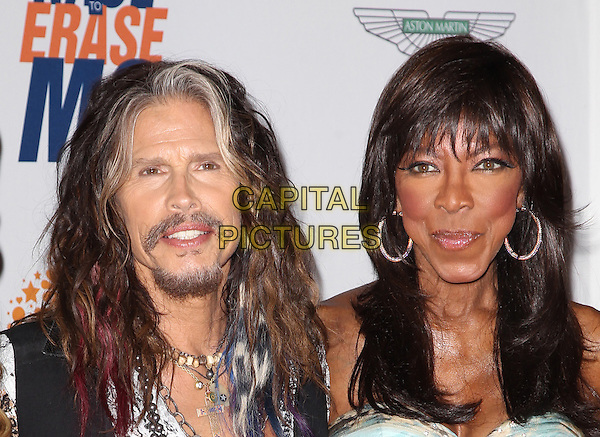 Century City, CA - May 2: Steven Tyler, Natalie Cole Attending 21st Annual Race To Erase MS Gala At the Hyatt Regency Century Plaza  California on May 2, 2014.   <br /> CAP/MPI/RTNUPA<br /> &copy;RTNUPA/ MediaPunch/Capital Pictures
