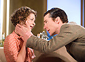 After The Dance by Terence Rattigan,directed by Thea Sharrock.With Benedict Cumberbatch as David Scott-Fowler,Faye Castelow as Helen Banner. opens at The Lyttleton Theatre at The Royal National  Theatre on 8/6/10 Credit Geraint Lewis