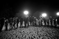 the crowd<br /> <br /> Zilvermeercross 2014