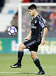 Real Madrid's Marco Asensio during La Liga match. April 5,2017. (ALTERPHOTOS/Acero)