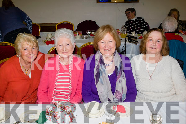 Lets Dance<br /> ---------------<br /> Having fun at the Castlegregory active retirement Christmas party in the community centre last Saturday afternoon were L-R Maureen O, Connor, Maureen Dowling, Maunie Kelliher with Maureen O'Callaghan.