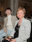 Eithne Gogarty and Nuala O'Reilly pictured at the World War One senimar held in the conyngham Arms hotel Slane. Photo:Colin Bell/pressphotos.ie
