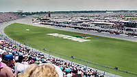 DAYTONA BEACH, FL - JUL 2, 1994:  A huge crowd watches the action from the full grandstands during the Pepsi 400 NASCAR Winston Cup race at Daytona International Speedway, Daytona Beach, FL. (Photo by Brian Cleary/www.bcpix.com)