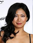 "HOLLYWOOD, CA. - October 20: Actress Lisa Lapira arrives at the Los Angeles Premiere of ""Zack And Miri Make A Porno"" at Grauman's Chinese Theater in Hollywood, California."