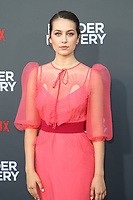 LOS ANGELES, CA - JUNE 10: Emma Fuhrmann at the Los Angeles Premiere Screening of Murder Mystery at Regency Village Theatre in Los Angeles, California on June 10, 2019. <br /> CAP/MPIFS<br /> ©MPIFS/Capital Pictures