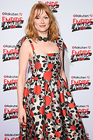 Emily Beecham arriving for the Empire Awards 2018 at the Roundhouse, Camden, London, UK. <br /> 18 March  2018<br /> Picture: Steve Vas/Featureflash/SilverHub 0208 004 5359 sales@silverhubmedia.com