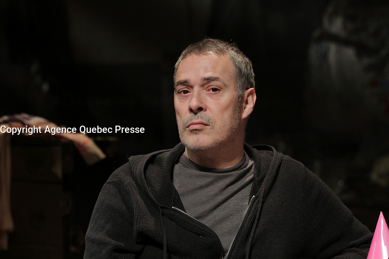 FILE PHOTO -  Serge Denoncourt in 2015<br /> <br /> PHOTO  :  Agence Quebec Presse