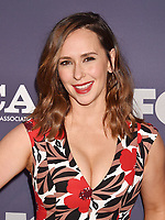 WEST HOLLYWOOD, CA - AUGUST 02: Jennifer Love Hewitt arrives at the FOX Summer TCA 2018 All-Star Party at Soho House on August 2, 2018 in West Hollywood, California.<br /> CAP/ROT/TM<br /> &copy;TM/ROT/Capital Pictures