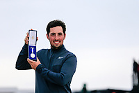 Alfie Plant (ENG) winner of the best amateur after the final round of The Open Championship 146th Royal Birkdale, Southport, England. 23/07/2017.<br /> Picture Fran Caffrey / Golffile.ie<br /> <br /> All photo usage must carry mandatory copyright credit (&copy; Golffile | Fran Caffrey)