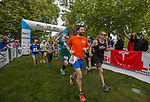 Ultra teams start the 2019 Reno Tahoe Odyssey at Wingfield park in Reno on May 31, 2019.