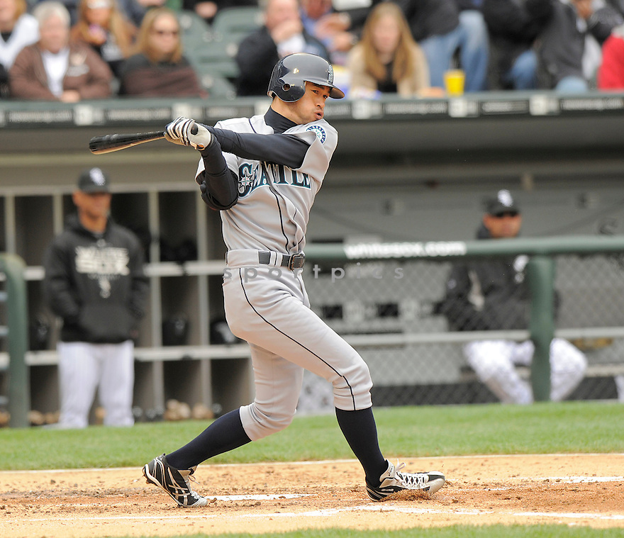 4/28/09 MARINERS@WS..White Sox beat the Mariners 6-3..