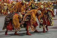 SAO PAULO, SP, 21/02/2020 - Carnaval 2020 -SP- Carnaval 2020, Desfile da Escola de Samba Tom Maior pelo grupo especial, no Sambodromo do Anhembi em Sao Paulo, SP, nesta sexta-feira (21). (Foto: Marivaldo Oliveira/Codigo 19/Codigo 19)