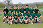 4-22-16, Huron High School boy's golf team