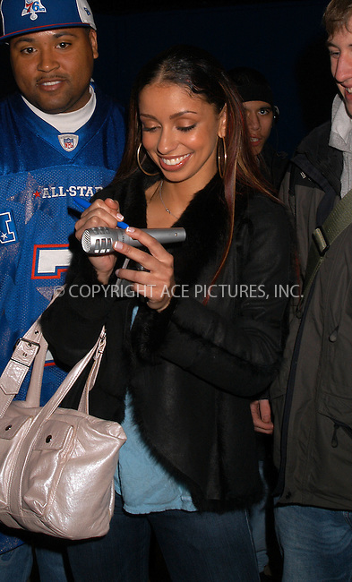Singer Mya arrives at the MTV studios in Times Square, New York City, for TRL. March 18 2004. Please byline: AJ SOKALNER/ACE Pictures.   ..*PAY-PER-USE*      ....IMPORTANT: Please note that our old trade name, NEW YORK PHOTO PRESS (NYPP), is replaced by new name, ACE PICTURES. New York Photo Press and ACE Pictures are owned by All Celebrity Entertainment, Inc.......All Celebrity Entertainment, Inc:  ..contact: Alecsey Boldeskul (646) 267-6913 ..Philip Vaughan (646) 769-0430..e-mail: info@nyphotopress.com