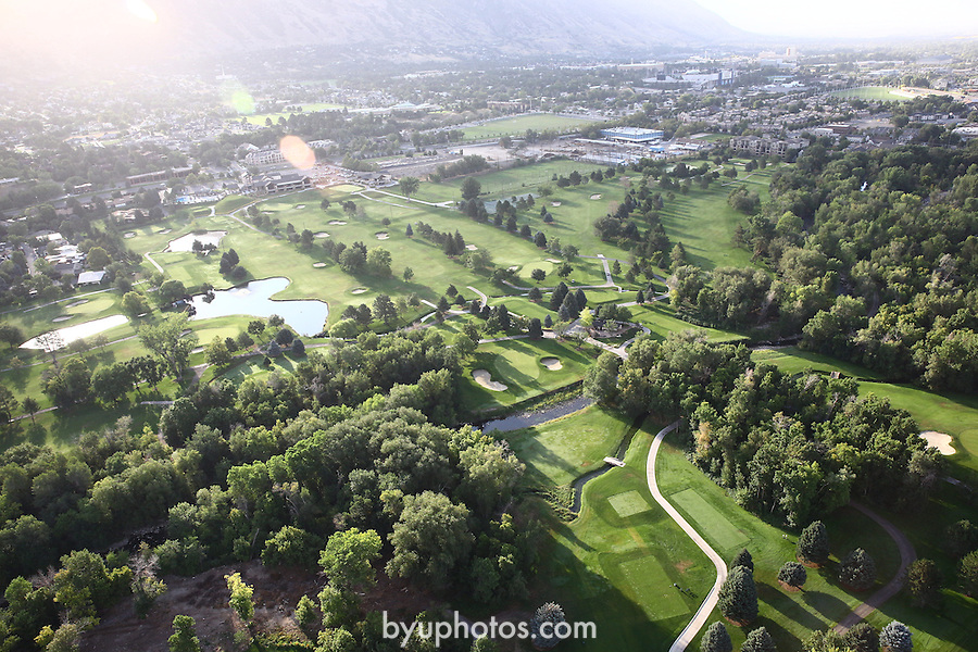 1309-22 3642<br /> <br /> 1309-22 BYU Campus Aerials<br /> <br /> Brigham Young University Campus, Provo, <br /> <br /> Riverside Country Club Golf Course, BYU Golf<br /> <br /> September 7, 2013<br /> <br /> Photo by Jaren Wilkey/BYU<br /> <br /> © BYU PHOTO 2013<br /> All Rights Reserved<br /> photo@byu.edu  (801)422-7322