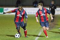 Eastbourne Borough FC (1) v Salisbury City FC (2) 15.12.12