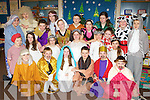 The 5+6th classes in Loreto NS Killarney who performed their Nativity in the school on Tuesday morning front row l-r: David Culloty, Daniel Lucey, Rachel McCarthy, Oran O'Donoghue, Peter O'Sullivan, Fergal Murphy. Middle row: Conor Lucey, Margaret O'Brien, Aisling Reidy, Aisling Doyle, Emily Shaw, Emer Beazley. Back row: Lorna Mulcahy, Oisin O'Connor, Kate Stack, Ciara Randles, Ruth Courtney, Tristan O'Donoghue, Emily Rose McAllen, Eve O'Donoghue, Kate O'Connor, Gary O'Connor and Donal Lucey