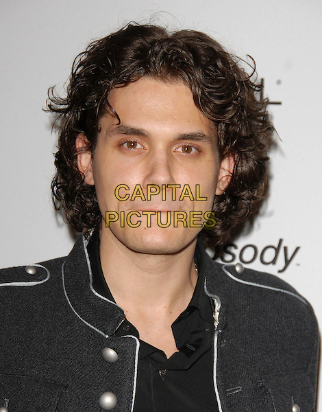 JOHN MAYER.attends The Clive Davis Pre-Grammy Party .held at The Beverly Hilton Hotel in Beverly Hills, California, USA,  February 10 2007..portrait headshot.CAP/DVS.©Debbie VanStory/Capital Pictures