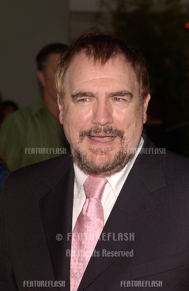 Actor BRIAN COX at the world premiere, in Hollywood, of his new movie The Bourne Supremacy..July 15, 2004
