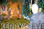 Bishop Bill Murphy at the Christmas Crib in St Mary's Cathedral in Killarney