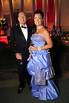 "John McCutchen II and his wife Karen Garrett at the Museum of Fine Arts Houston's 2013 Grand Gala ""India"" Friday Oct. 04,2013.(Dave Rossman photo)"