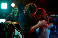 A Star Is Born (2018) <br /> Bradley Cooper &amp; Lady Gaga<br /> *Filmstill - Editorial Use Only*<br /> CAP/MFS<br /> Image supplied by Capital Pictures