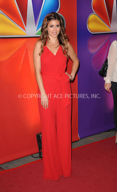 WWW.ACEPIXS.COM . . . . . ....May 14 2012, New York City....Jamie-Lynn Sigler at NBC's Upfront Presentation at Radio City Music Hall on May 14, 2012 in New York City. ....Please byline: KRISTIN CALLAHAN - ACEPIXS.COM.. . . . . . ..Ace Pictures, Inc:  ..(212) 243-8787 or (646) 679 0430..e-mail: picturedesk@acepixs.com..web: http://www.acepixs.com