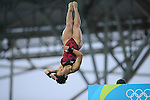 Minami Itahashi (JPN), <br /> AUGUST 18, 2016 - Diving : <br /> Women's 10m Platform Final <br /> at Maria Lenk Aquatic Centre <br /> during the Rio 2016 Olympic Games in Rio de Janeiro, Brazil. <br /> (Photo by Yohei Osada/AFLO SPORT)