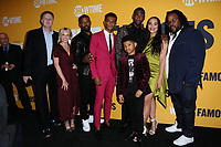 "27 September  2017 - West Hollywood, California - Michael Rapaport, Kimberly Crossman, Jamie Foxx, Utkarsh Ambudkar, Lonnie Chavis, Jay Pharoah, Cleopatra Coleman, Jacob Ming-Trent. World premiere of Showtime's ""White Famous"" held at The Jeremy in West Hollywood. Photo Credit: Birdie Thompson/AdMedia"