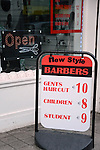 Barbers West Street