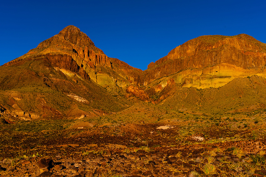 Big Bend National Park, Texas USA.