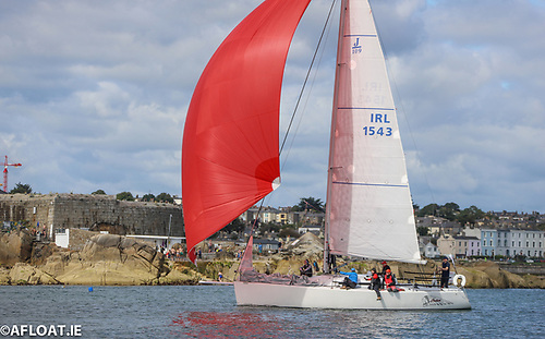 J109 Indian from Howth Yacht Club