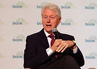Bill Clinton James Patterson  6/3/2018<br /> 2018 Book Expo at the Javitz Center<br /> Photo By John Barrett/PHOTOlink/MediaPunch