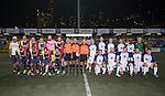 USRC vs HKFC Chairman's Select during the HKFC Citi Soccer Sevens on 20 May 2016 in the Hong Kong Footbal Club, Hong Kong, China. Photo by Li Man Yuen / Power Sport Images