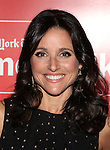 Julia Louis-Dreyfus.attends TimeTalks Presents A Conversation with Julia Louis-Dreyfus and interviewer William J. Carter at The Times Center on April 13, 2012 in New York City.