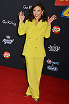 "Ally Maki 007 arrives at the premiere of Disney and Pixar's ""Toy Story 4"" on June 11, 2019 in Los Angeles, California."