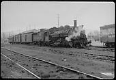 D&amp;RGW #476 K-28 at Santa Fe Station.<br /> D&amp;RGW  Santa Fe, NM