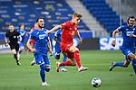 Sport: Fussball: 1. Bundesliga: Saison 19/20: 31. Spieltag: TSG 1899 Hoffenheim - RB Leipzig, 12.06.2020<br /> <br /> Foto: Markus Gilliar/GES/POOL/PIX-Sportfotos