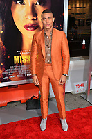 "LOS ANGELES, CA. January 30, 2019: Ismael Cruz Cordova  at the world premiere of ""Miss Bala"" at the Regal LA Live.<br /> Picture: Paul Smith/Featureflash"