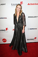 HOLLYWOOD, CA - SEPTEMBER 30: Greer Grammer, at The 6th Annual Saving Innocence Gala at Loews Hollywood Hotel, California on September 30, 2017. Credit: Faye Sadou/MediaPunch