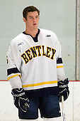 ? - The Bentley University Falcons defeated the visiting Sacred Heart University Pioneers 6-2 in their home opener on November 3, 2010, at John A. Ryan Skating Center in Watertown, Massachusetts.