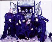 SLIPKNOT, LOCATION, 2004, NEIL ZLOZOWER