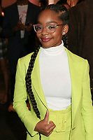 NEW YORK  NY- APRIL 6: Marsai Martin at Beautycon Festival NYC 2019 Day 1 at the Javits Center in New York City on April 6, 2019.      <br /> CAP/MPI/WG<br /> &copy;WG/MPI/Capital Pictures