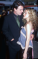 Chris Noth Sarah Jessica Parker 2000<br /> Photo By John Barrett/PHOTOlink.net / MediaPunch