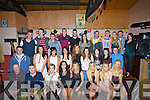 BIRTHDAY: Celebration were in full swing in Ger O'Connor's bar, Ballylongford as Tracey Mangan Ballylongford celebrated her 21st with her family and friends. (Tracey is seated 5th frpom left)