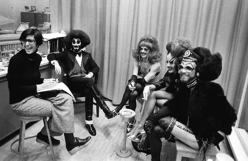 Cycle Sluts, 1970's.