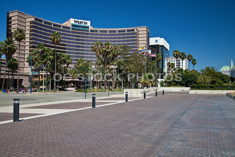 The Westin Hotel In Downtown Long Beach
