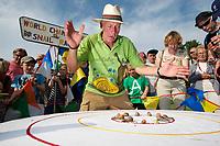 World Snail Racing