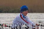 Valerie O'Sullivan Rowing at the regatta.in Killorglin on Saturday.   Copyright Kerry's Eye 2008