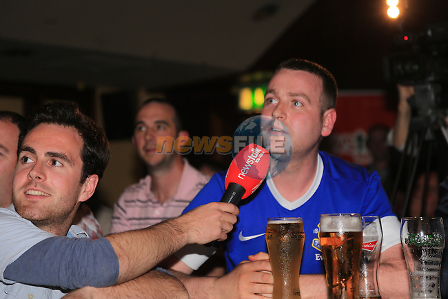 News Talk off the Ball from McHughs.Picture: Fran Caffrey/ www.newsfile.ie.